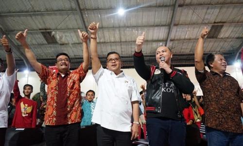 Arus Bawah Situbondo Siap Menangkan Jokowi