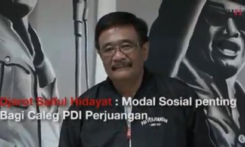 Wawancara bersama Djarot Saiful Hidayat