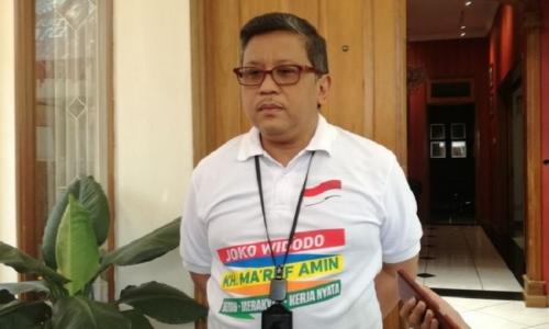 TKN: Soal Ear Piece, Stop Politik Kambing Hitam