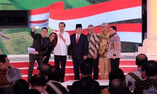 Jokowi Tidak Pernah Sebut Lahan Milik Prabowo Bermasalah