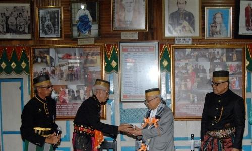 Kiai Ma'ruf Silaturahim dengan Ulama di Makassar