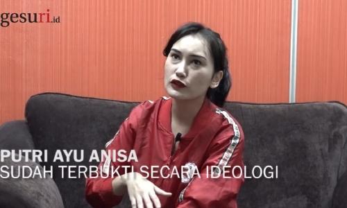 Wawancara Putri Ayu Anisya, Caleg PDI Perjuangan