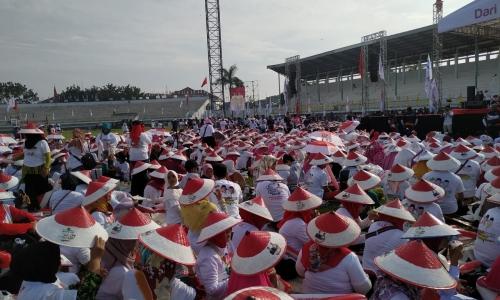 Jabar Ngahiji untuk Jokowi Amin