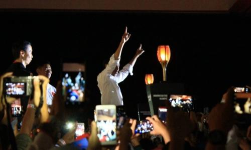 Olahragawan Bersatu Menangkan Jokowi Amin