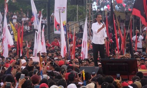 Ribuan Kader Banteng Memadati Kampanye Akbar di Solo