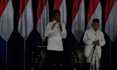 Debat Putaran Terakhir di Hotel Sultan