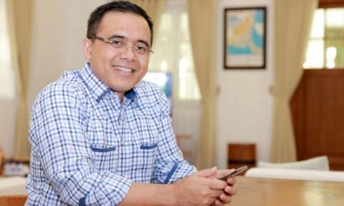 Rapat dengan Jokowi, Anas Sampaikan Sejumlah Aspirasi