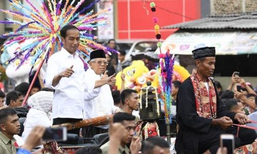 """""""Real Count"""" KPU, Jokowi Unggul 10,84 Persen dari Prabowo"""