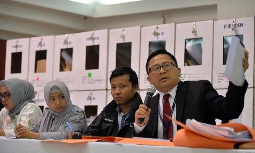 Situng KPU, Jokowi Unggul 4 Juta Suara