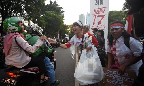 Pemilu Serentak Rugikan Partai KIK Jokowi-Ma'ruf di Sumbar