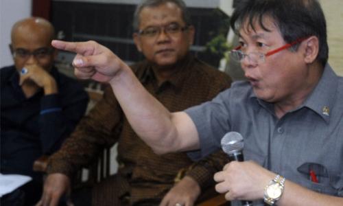 Hendrawan Tantang Tuduhan Partai Gerindra