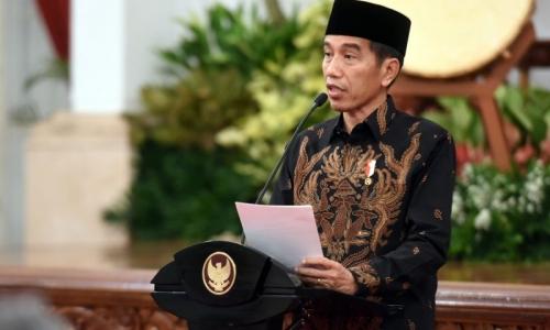 Jokowi: Pemilu 2019 Perlu Dievaluasi