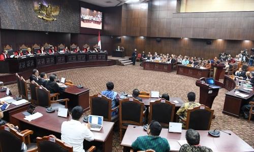 Ini Pembelaan Tim Hukum 01 Terkait Jabatan DPS Kiai Ma'ruf
