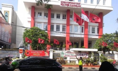 Presiden Jokowi Hadiri Rakernas IV PDI Perjuangan