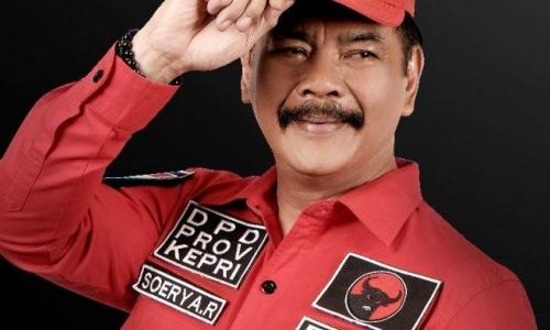 Ketua DPD PDI Perjuangan Kepri Siap Maju di Pilgub 2020