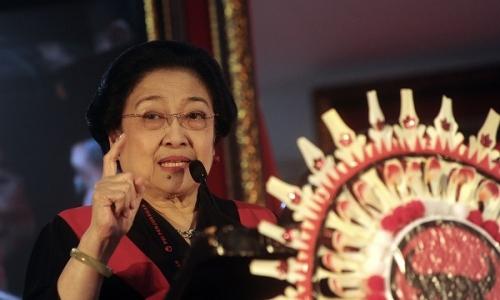 Mega Lagi & Kemenangan Ideologis PDI Perjuangan
