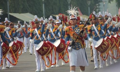 Perayaan Kemerdekaan di Istana Negara