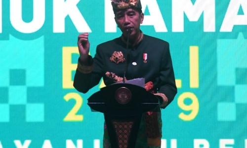 Jokowi: Negara Cepat Akan Kuasai Negara yang Lambat