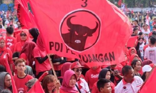 PDI Perjuangan Bangka Tengah Tetapkan 4 Calon Ketua DPRD