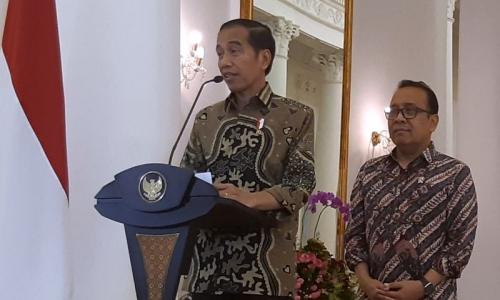 Pemblokiran Internet di Papua, Jokowi: Demi Kebaikan Bersama