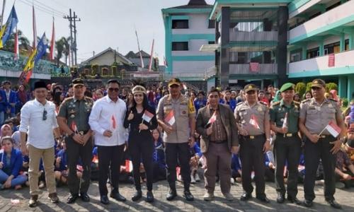 Rieke Deklarasikan Gerakan Kebangsaan Pancasila Power