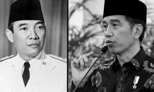 Ini Bedanya Rencana Pindah Ibu Kota Jokowi Dengan Soekarno