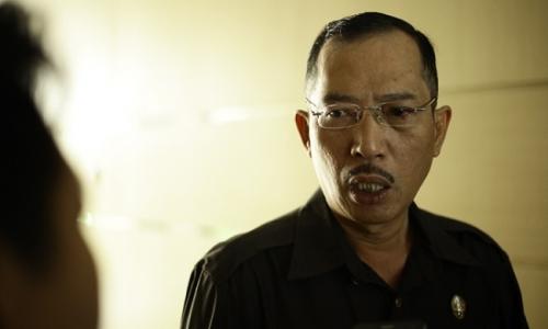 Hermansyah Pendaftar Perdana di Pilwali Banjarmasin