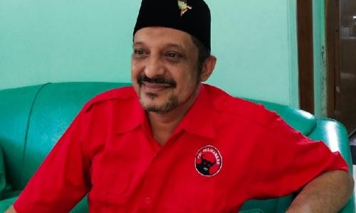 Pilbup Jember, Habib Ali Daftar di PDI Perjuangan