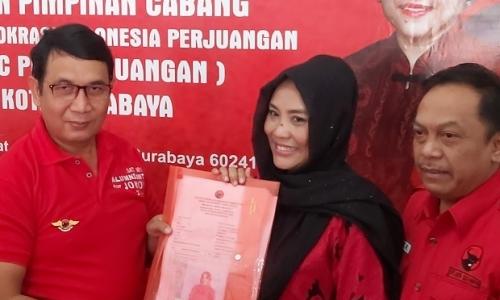Pilwalkot Surabaya, Istri Bambang DH Kembalikan Formulir