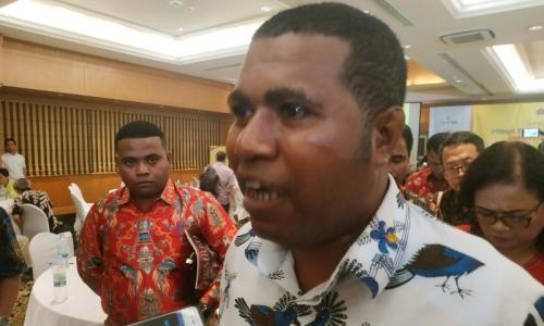 Bupati Biak Numfor Harapkan Calon Menteri Lebih Peka