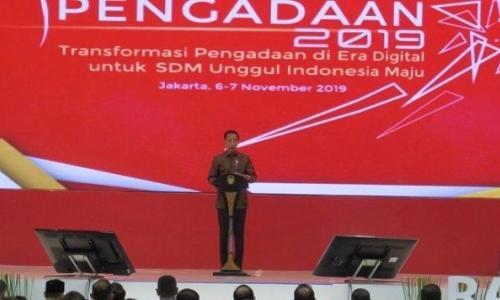 Jokowi Minta Bankir Nasional Bantu Warga Hingga Pelosok