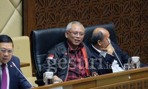 Arif Wibowo Sambut Baik Delegasi Masyarakat Papua