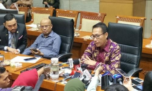 Herman Hery Kutuk Keras Aksi Bom Bunuh Diri di Medan