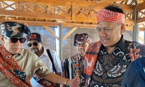 Gubernur Olly Dondokambey Terpilih Aklamasi Jadi Ketua PGI