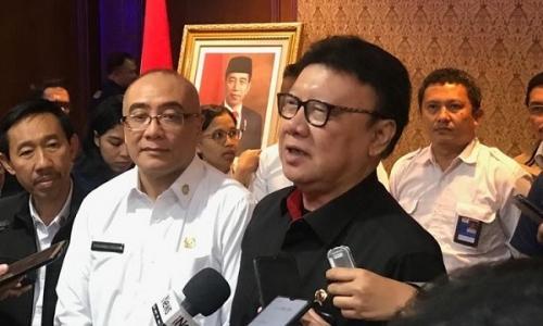 Tjahjo Kaji Tambah Jenderal Bintang 1 Hingga 3 di TNI-Polri