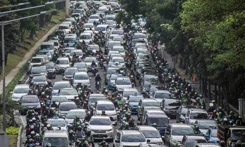 Gembong Bantah Klaim Anies Soal Kemacetan