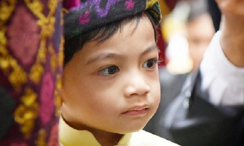 Nama Cucu Presiden Jan Ethes Jadi Nama Varietas Anggur Baru