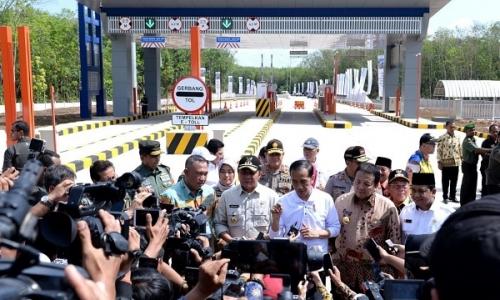 Kepala Daerah Diminta Sambungkan Jalan Tol ke Kawasan Wisata