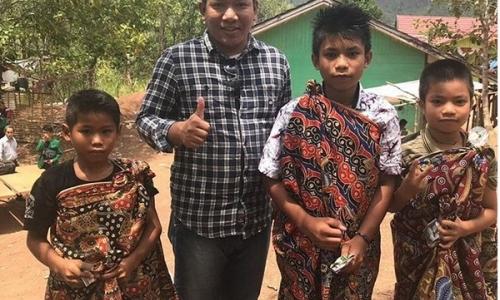 Serap Aspirasi, Anggota DPRD Kalsel Fahrani Turun Gunung