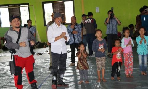 DPD PDI Perjuangan Banten buka posko Banjir di Lebak