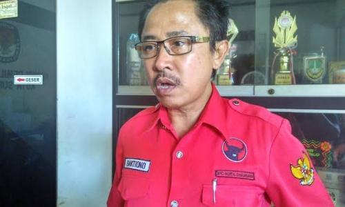 PDI Perjuangan Surabaya Tak Gentar Hadapi Koalisi 5 Partai