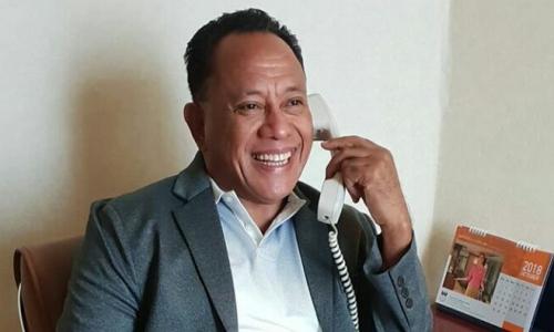 Komarudin Pertanyakan Pengawasan Terhadap Aset Negara