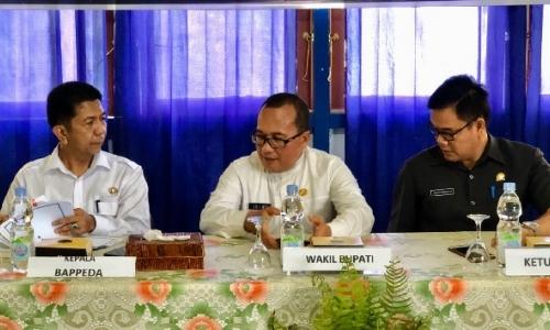 Wabup Kubu Raya Dorong Bank Kalbar Buka KCP Kuala Mandor B