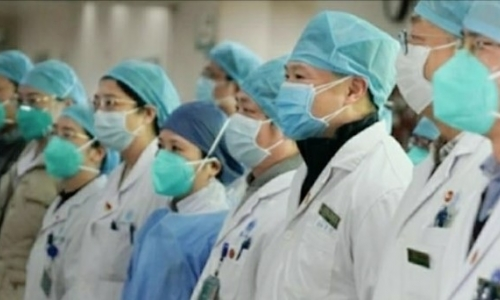 Lindungi Maksimal Dokter & Perawat Yang Tangani Covid-19