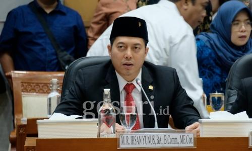 Ihsan Pastikan DPR Kebut Permintaan Kepala BNPB