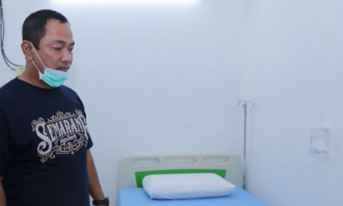 Kabar Gembira, 4 Pasien Positif Corona di Semarang Sembuh