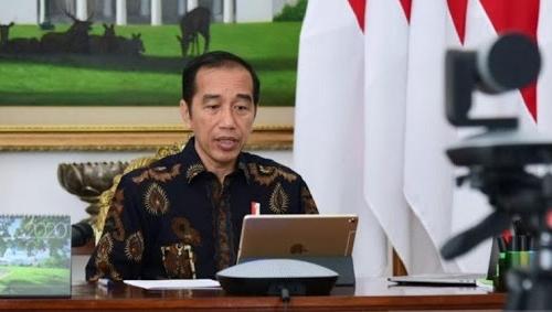 Pengadaan APD, Jokowi Siap Kucurkan Rp75 Triliun