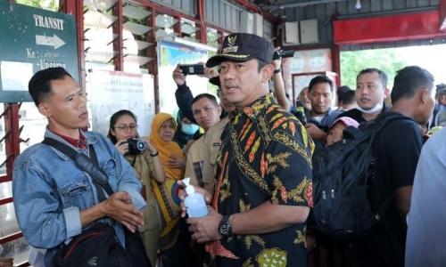 Cegah COVID-19, Semarang Perpanjang Penutupan Jalan Protokol