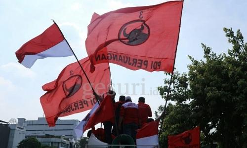PDI Perjuangan Jakarta Timur Kutuk Keras Pembakaran Bendera