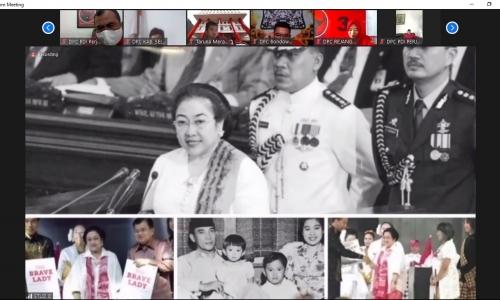 HUT Megawati, PDI Perjuangan Adakan Acara 'Doa untuk Negeri'